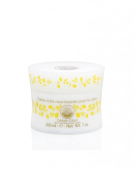 ROGER&GALLET Cedrat Body Cream