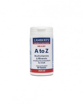 LAMBERTS A to Z με 30 ταμπλέτες