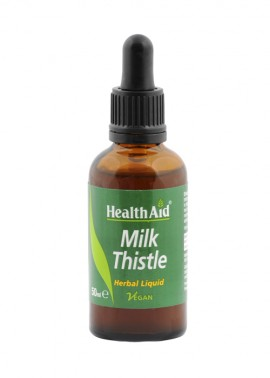 HEALTH AID Milk Thistle σταγόνες