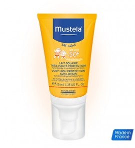 Mustela Very High Protection Face Sun Lotion SPF50+ 40ml
