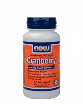 NOW Cranberry Maximum Strength