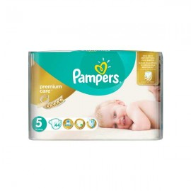 PAMPERS Premium Care No5 (11-18kg) 44 πάνες