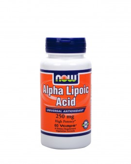 NOW Alpha-Lipoic Acid 250mg