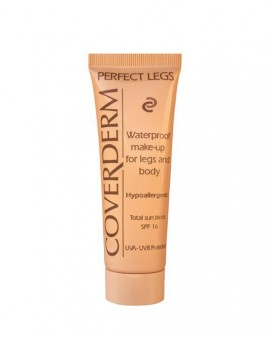 Coverderm Perfect Legs 1 SPF16 50ml