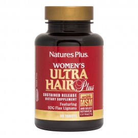 NaturesPlus Ultra Hair Plus 60 ταμπλέτες
