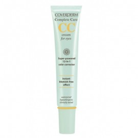 COVERDERM CC Cream ματιών Light Beige 15ml