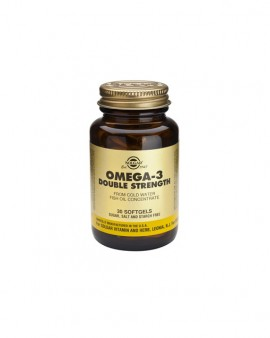 SOLGAR Omega-3 Double Strength