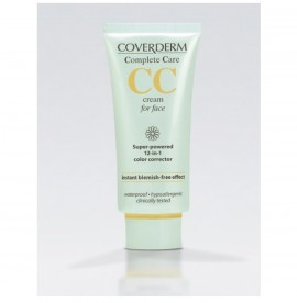 COVERDERM CC Cream προσώπου Soft Brown 40ml