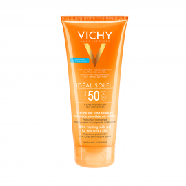 Vichy Idéal Soleil Ultra-Melting Milk Gel SPF 50 200ml
