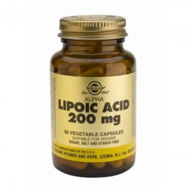 SOLGAR Alpha Lipoic Acid 200mg 50caps
