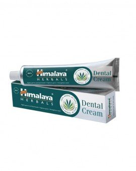 HIMALAYA HERBALS Dental Cream Οδοντόκρεμα 100gr