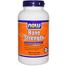 NOW Bone Strength 120 caps