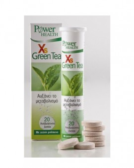 POWER HEALTH Xs Green Tea