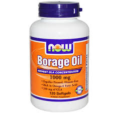 NOW Borage Oil 1000mg