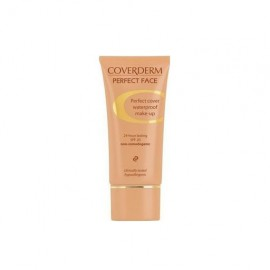 Coverderm Perfect face Waterproof make-up 02 SPF20 30ml
