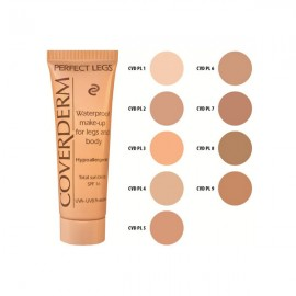 Coverderm Perfect Legs 3 SPF16 50ml
