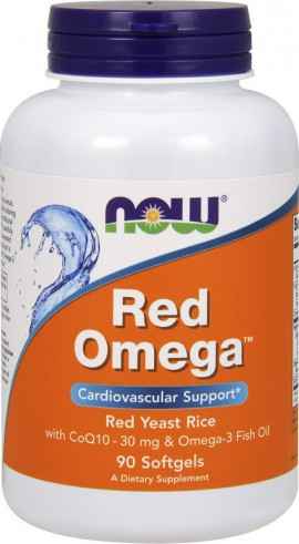 Now Red Omega 90softgels