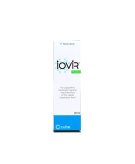 CUBE Iovir Plus Nasal Spray 20ml