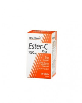 HEALTH AID Ester C Plus 1000mg with bioflavonoids