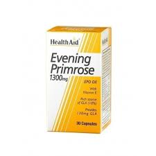 HEALTH AID Evening Primrose 1300mg