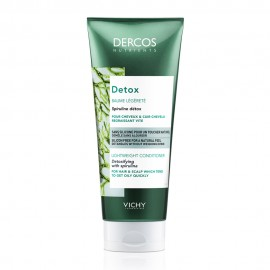 Vichy Dercos Nutrients Detox Lightweight Conditoner for Oily Hair 200ml