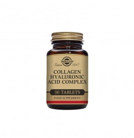 SOLGAR Collagen Hyaluronic Acid 30 tablets
